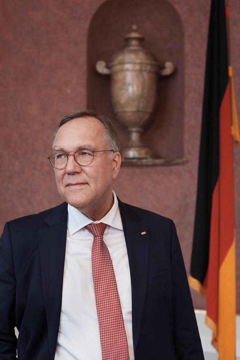 Rudolf Mellinghoff, Präsident des Bundesfinanzhofs