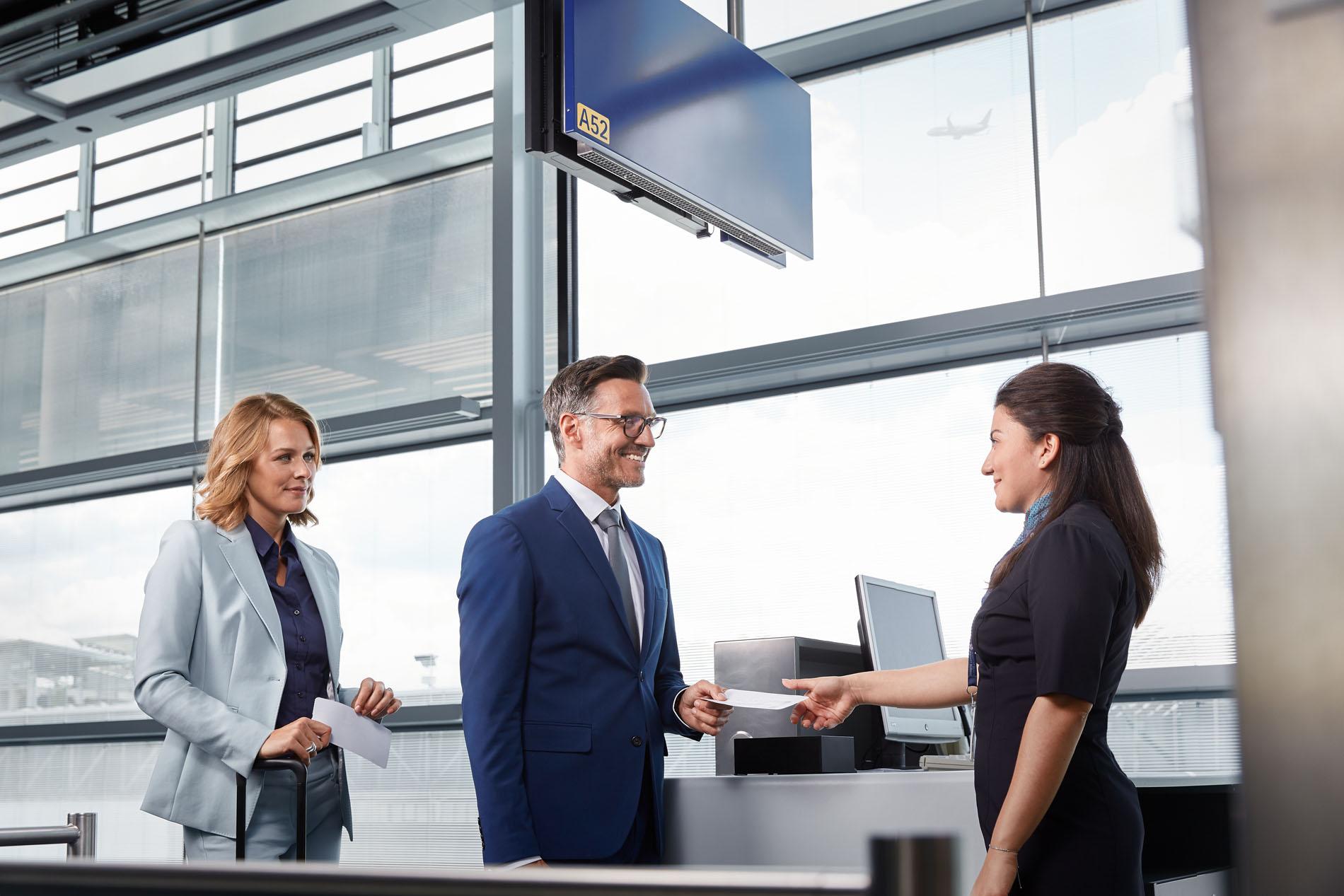 Flughafen Nürnberg - Business