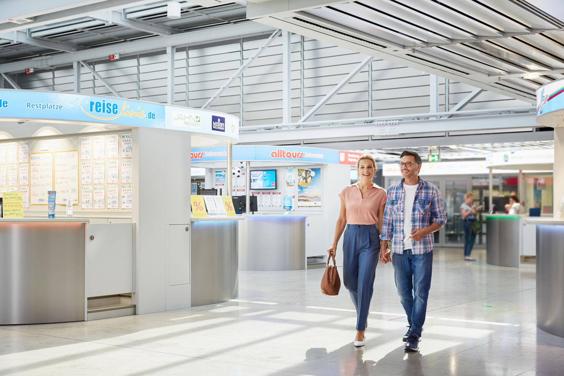 Flughafen Nürnberg - Reisewelt