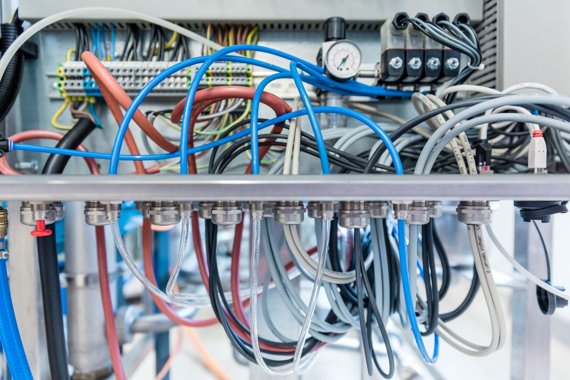LAPP Cable World: Uni Freiburg