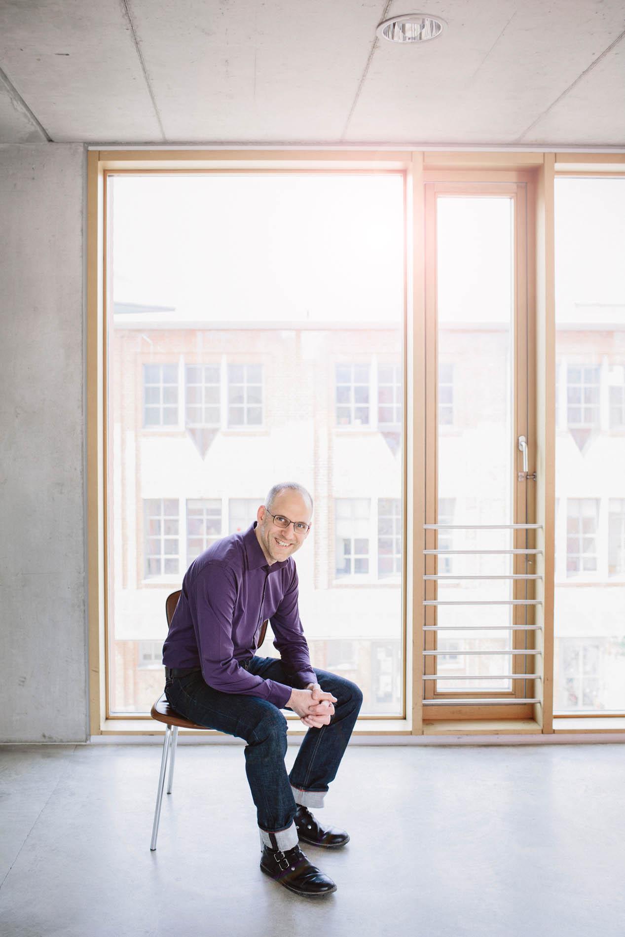 Jan Dietrich, CEO Maupi