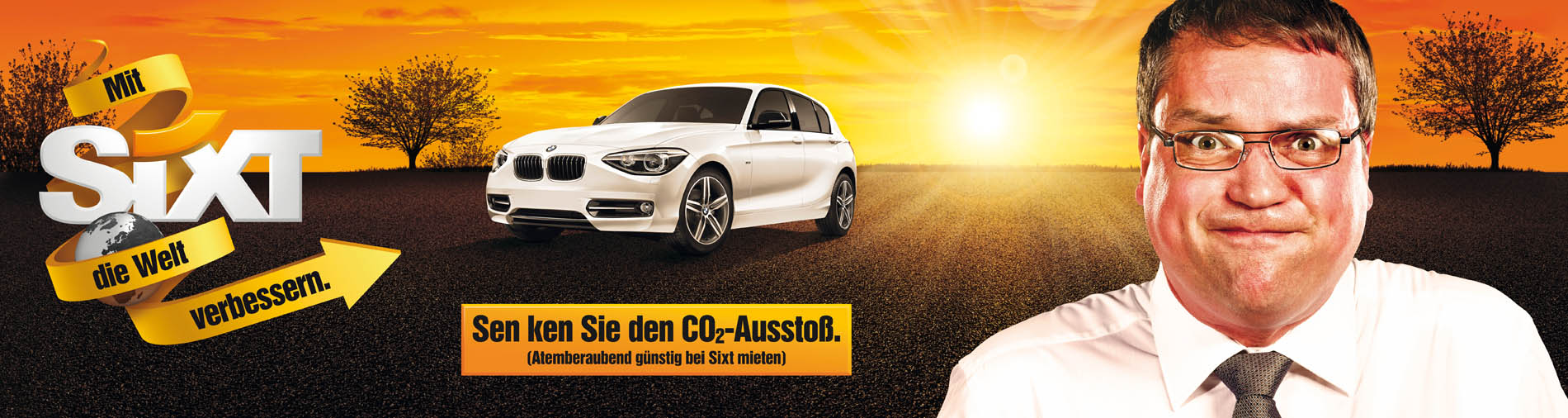 SIXT Airport Marketing, Full panel