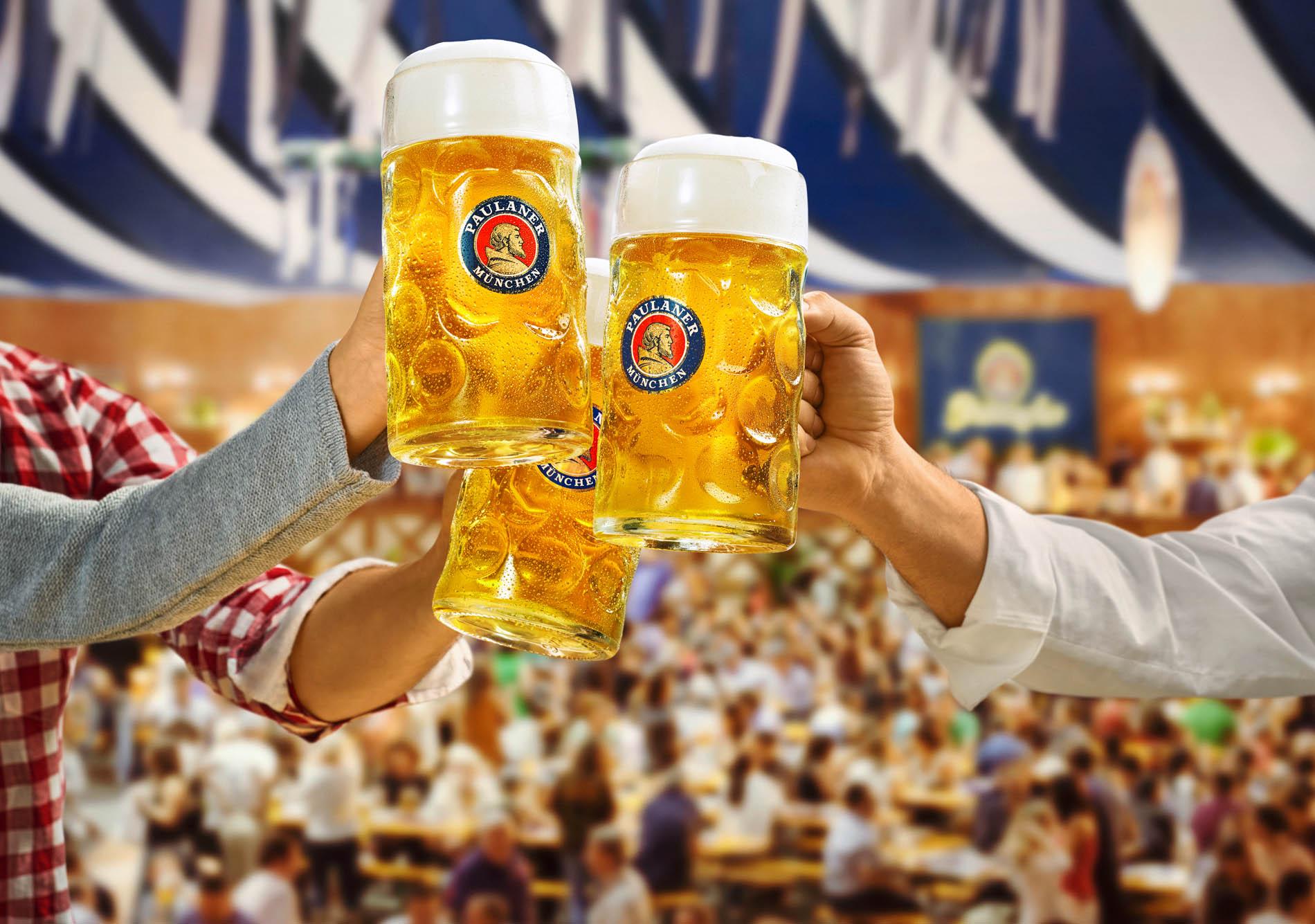 Paulaner Oktoberfest International